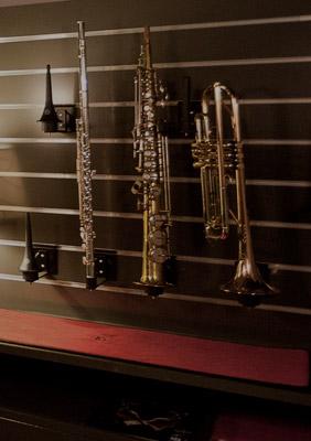 Location et location-vente d'instruments à vent à l'Atelier Christophe Devillaire à Lyon