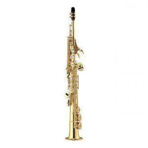 YAMAHA YSS 475 saxophone soprano